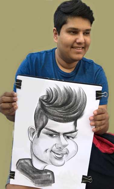 Boy hairstyle cartoon